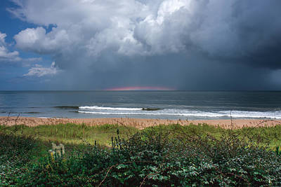 Photograph - Ocean Rainbow by Mary Almond