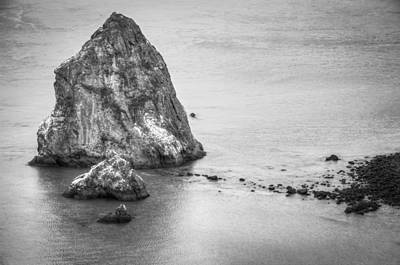Photograph - Ocean Rocks by Gregory Ballos
