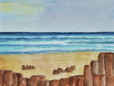 Ocean Scene Original