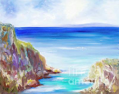 Painting - Ocean Scene by Pati Pelz