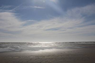 Ocean Shores Art Print