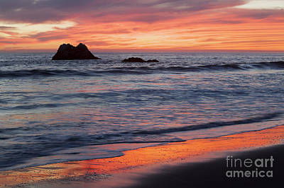 Photograph - Ocean Sky Awash In Color by Sharon Foelz