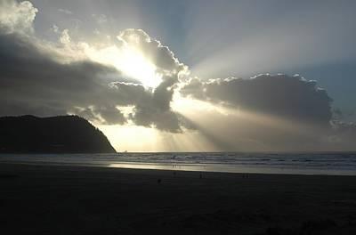 Photograph - Ocean Sky by Sara Stevenson