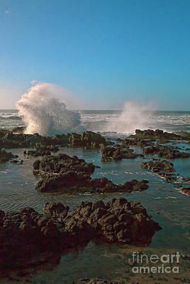 Photograph - Ocean Spray by Billie-Jo Miller