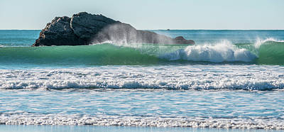 Photograph - Ocean Spray by Loree Johnson