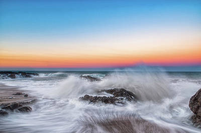 Photograph - Ocean Spray by Russell Pugh