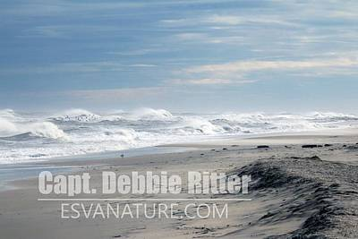 Photograph - Ocean Storm 3878 by Captain Debbie Ritter