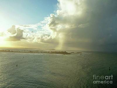 Photograph - Ocean Storm by Gary Wonning