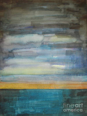 Ocean Storm Original by Vesna Antic