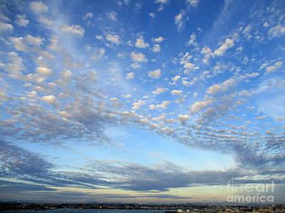 Photograph - Ocean Sunrise 11 by Randall Weidner