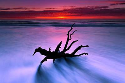 Photograph - Ocean Sunrise March 21 2017 by Dapixara Art