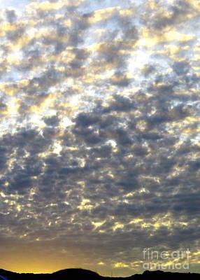 Photograph - Ocean Sunset 15 by Randall Weidner
