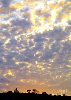 Photograph - Ocean Sunset 16 by Randall Weidner