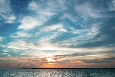 Photograph - Ocean Sunset by Alejandro Cupi