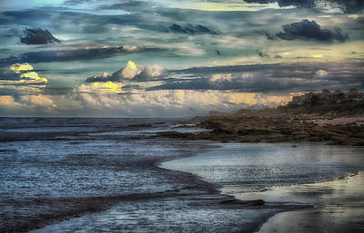 Photograph - Ocean Sunset by Joedes Photography