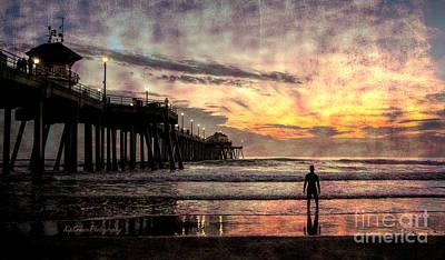 Photograph - Ocean Surfer Paradise Kip Krause by Kip Krause