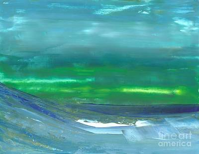 Painting - Ocean Swell by Corinne Carroll