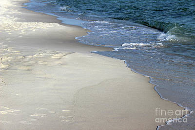 Panama City Beach Photograph - Ocean Tide by Karen Adams