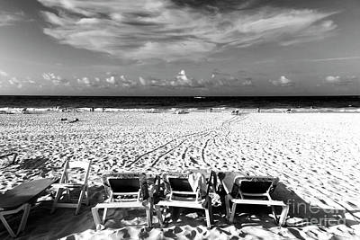 Photograph - Ocean View At Punta Cana by John Rizzuto