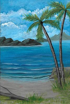 Painting - Ocean View by Sheri Keith