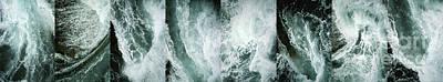 Ocean Waves - Ocean Waves - Ocean Waves.... Art Print