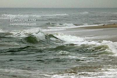 Photograph - Ocean Waves 2 by Captain Debbie Ritter