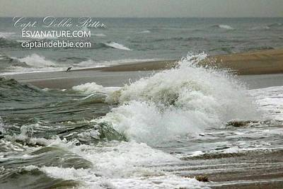 Photograph - Ocean Waves 5 by Captain Debbie Ritter