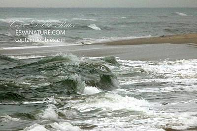 Photograph - Ocean Waves 6 by Captain Debbie Ritter