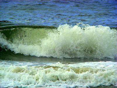Photograph - Ocean Waves by Lisa Rose Musselwhite