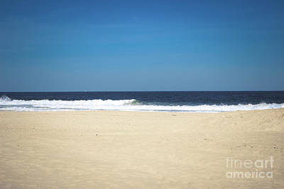 Photograph - Ocean Waves On The Horizon by Colleen Kammerer