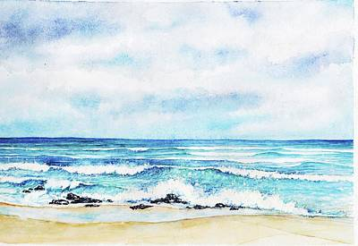 Painting - Ocean Wide by Heidi Kriel