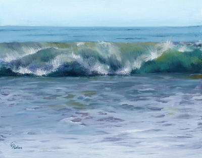 Painting - Ocean Zen by Sandy Fisher