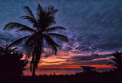 Photograph - Oceanfront Before Sunrise by Don Durfee