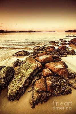 Nature Art Photograph - Oceanic Harmony by Jorgo Photography - Wall Art Gallery