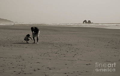 Photograph - Oceanside Discovery 1 - Toned by Kathi Shotwell