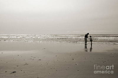 Photograph - Oceanside Discovery 2 - Toned by Kathi Shotwell