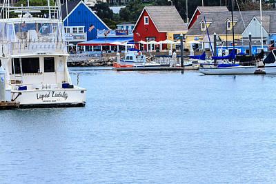 Photograph - Oceanside Harbor 3 by Ben Graham