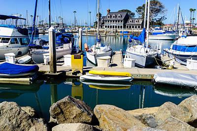 Photograph - Oceanside Harbor 4 by Ben Graham