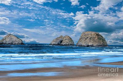Oceanside Photograph - Oceanside by Hilton Barlow