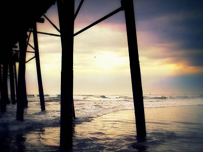 Photograph - Oceanside - Late Afternoon by Glenn McCarthy