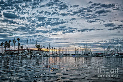 Photograph - Oceanside's Liquid Chrome  by David Levin