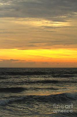Photograph - Ocean And Sky by Deborah Benoit
