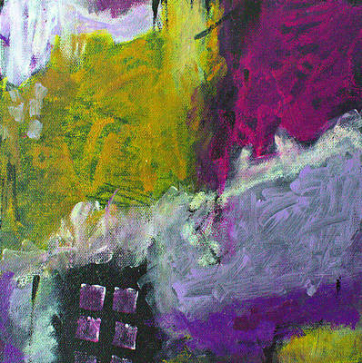 Painting - Ochre 17.2 by Shelley Graham Turner