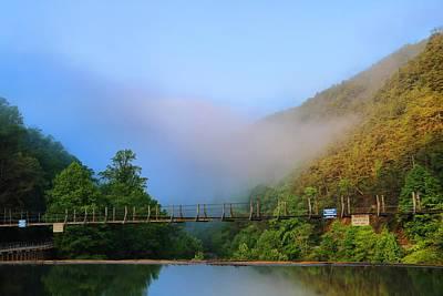 Photograph - Ocoee Dam 1 by Kathryn Meyer