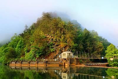 Photograph - Ocoee Dam 2 by Kathryn Meyer