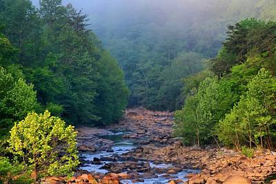 Photograph - Ocoee River Gorge by Kathryn Meyer