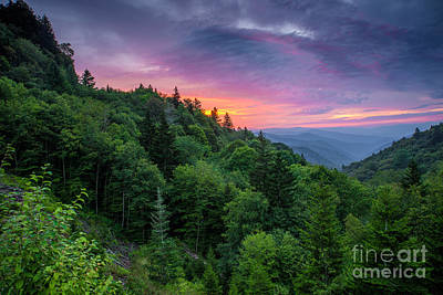 Photograph - Oconaluftee No3. by Itai Minovitz