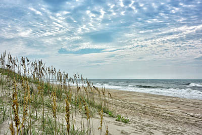 Photograph - Ocracoke Island - Outer Banks by Brendan Reals