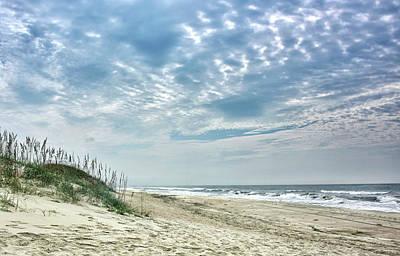 Photograph - Ocracoke Island Public Beach - Outer Banks by Brendan Reals