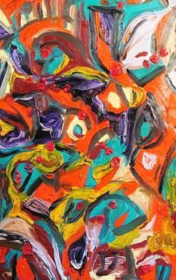 Alfredo Llana Painting - Octagon 2 by Alfredo Dane Llana